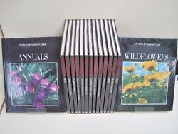 The Time-Life Gardeners's Guide Books, Lot of 15 Books