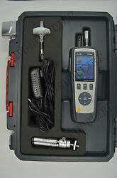 Dt-9881 4 In 1 Particle Counter W/tft Lcd Display And Camera Function Hcho,co Test