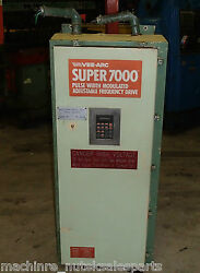 Vee-arc 931-996 Super 7000 Pulse Width Modulated Adjust. Frequency Drive 30 Hp
