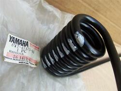 /nos Yamaha - Rear Spring 1 - Pz480 And03990-99 Xl540 And03985-90   8y7-47473