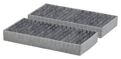 New Fits Jeep Wrangler - Carbon Cabin Air Filter - Oem 55111302aa Sold As Set