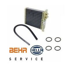 Volvo C70 S70 V70 850 Heater Core BEHR OEM With 4 Genuine O-Rings