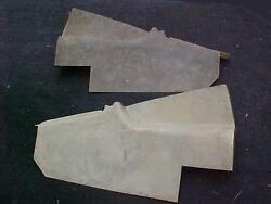 Maserati Indy Interior Quarter Panels Left and Right panel NEW OEM