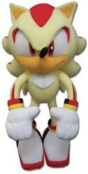 Ge Animation Great Eastern Ge-52631 Sonic The Hedgehog Super Shadow 12 Inches