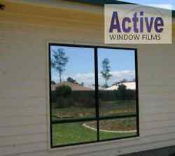 Mirror Silver - Privacy One Way Window Tinting Pro Tint Film 51 76 100 152cm