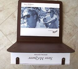 Brand New Complete set of 6 PERSOL Steve McQueen Special Edition 714 Sunglasses