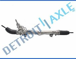 Power Steering Rack And Pinion Assembly W/ Speed Sensing Steering Gl Ml Classes