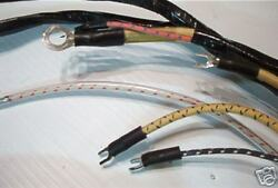 52 1952 Ford Car Dash Wiring Exact Orignal Style New