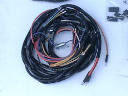 1954 54 Ford Truck Complete Wiring Exact Orignal Style New