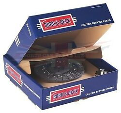 New Triumph Tr4a Tr6 Tr250 Borg And Beck 3 Piece Clutch Kit Heavy Duty