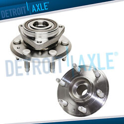 2 Wheel Bearings Chevy Traverse Enclave Gmc Acadia Wheel Bearings Front Or Rear