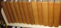 Lives Of The Queens Of England From The Norman Conquest. 12 Volumes Strickland