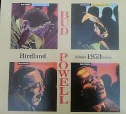 Bud Powell Trio -live At Birdland 1953 2 Cds Made In Japan