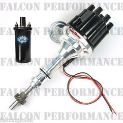 Pertronix Ignitor Iii/3 Billet Flame-thrower Distributor+coil Ford 351w Windsor