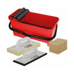 Rubi Tools - Rubiclean Eco Grout Cleaning Kit