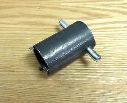 1953 1954 1955 1956 Chevy Ignition Switch Chrome Nut Removal Tool Usa Made