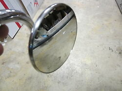 Peep Mirror Curved With Convex Glass Trucks Hot Rods Custom All Models