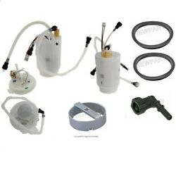 For Porsche 955 Cayenne S Turbo 03-06 Genuine Left And Right Fuel Pumps+filter