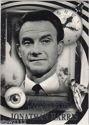 Twilight Zone Series 4 Science And Superstition Hall Of Fame H5 278/333 J Harris
