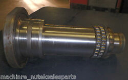 Techno Wasiono Sm-10 Cnc Lathe Turning Center Sm10 _ Spindle Assembly Right Side