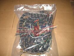 New Cloth Covered Wiring Harness For Mg Mga 1500 1955-1958 Made In Uk