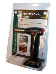 Professional Hand Held Butane Bench Torch Adjustable Gs-520