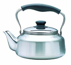 Sori Yanagi stainless kettle mirror kettle 2.5L Steel Yakan Made in Japan FS