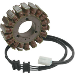 New Spi Stator For '01 - '06 Arctic Cat Snowmobiles, Oem 3006-660 And 3005-784