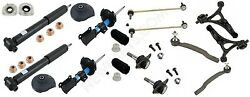 For Volvo XC90 03-09 High Quality Suspension Kit w Struts Tie Rod Ends Sleeves