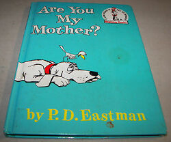 Are You My Mother? PD Eastman Beginner Books I Can Read It All By Myself 1988