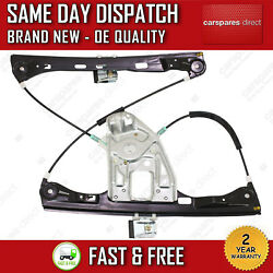 MERCEDES C-CLASS W203 S203 2003>2007 FRONT LEFT SIDE ELECTRIC WINDOW REGULATOR