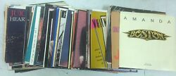 Lot Of 500 Empty Picture Sleeve Only Lot 45 Rpm 7 No Records Craft Decoration