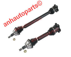 Set Of 2 New Front Cv Axle Left+right Vw With 5-speed Automatic Transmission