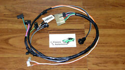 Console Wiring Harness Made In Usa 68-72 Chevelle Monte Carlo Automatic Trans