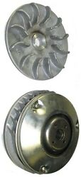 Gy6 250cc Jonway Yy250 Variator Assembly With Rollers Cf Moto Clutch Pully