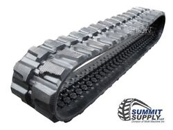 Rubber Tracks - 400x72.5x68n-fits Some Kobelco Sk40srand039s Some Volvo Ec45and039s