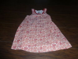 Boutique Tea Collection 3 3t Butterfly Dress