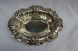 Magnificent Art Nouveau Reed And Barton Francis 1 Sterling Silver Dish