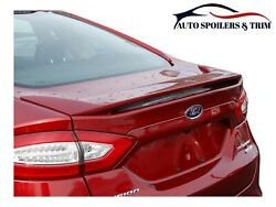 525 Painted Factory Style Spoiler Fits The 2013 - 2020 Ford Fusion