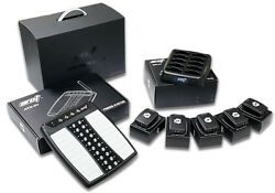 Arct Wireless Staff Paging Pager System Starter Kit For Restaurants And More