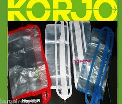 Korjo ZPB23 Zipped Plastic Packing Travel Luggage Clothes Shoe Storage Bags246