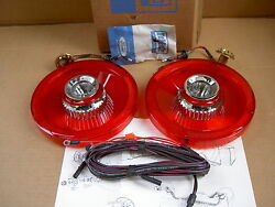 65 Ford Accessory Back Up Installation Kit C5az-15499-a Nos