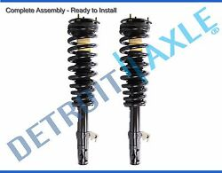 Ford Fusion Mercury Milan Lincoln Mkz Struts Assembly Fits Front Left And Right