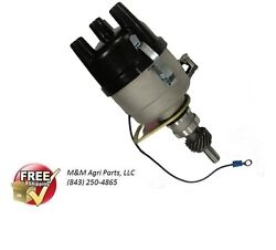 Distributor 3 Cylinder Ford 2110 2310 2610 2810 2910 3110 3610 3910 445 Tractor