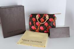 Authentic Louis Vuitton Speedy 30 Ramages Limited Edition Sold Out
