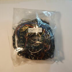 New Cloth Covered Main Wiring Harness For Mg Mgb 1965-1967 Made In Uk Bl622