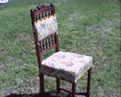 Antique French Dining Chairs 7