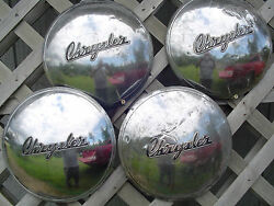 Chrysler New Yorker Fifth Ave Windsor Royal Town Country Hubcaps Wheel Covers