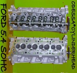 2 Ford Lincoln Navigator 4.6 5.4 Sohc Cylinder Heads Cast Rf-2l1e Only No Core