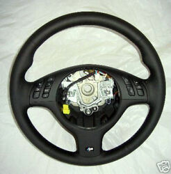 Bmw Oem Genuine M Sport E46 E39 E53 3 And 5 Series And X5 Steering Wheel New